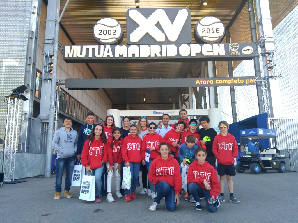Viaje al mutua madrid open real club tenis gij n - Oficinas mutua madrilena madrid ...